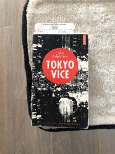 Lecture du moment - Tokio Vice par Jake Adelstein