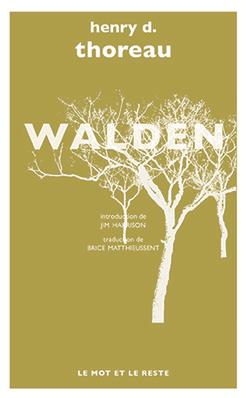 walden - thoreau