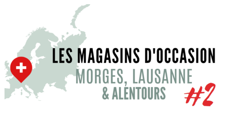Magasins d'occasion 2