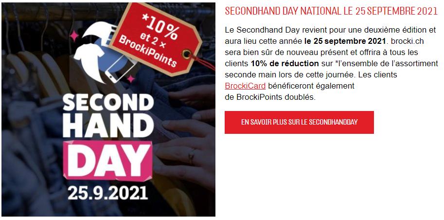 SecondHandDay brocki.ch