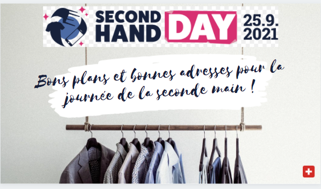 Seconde hand day 2021
